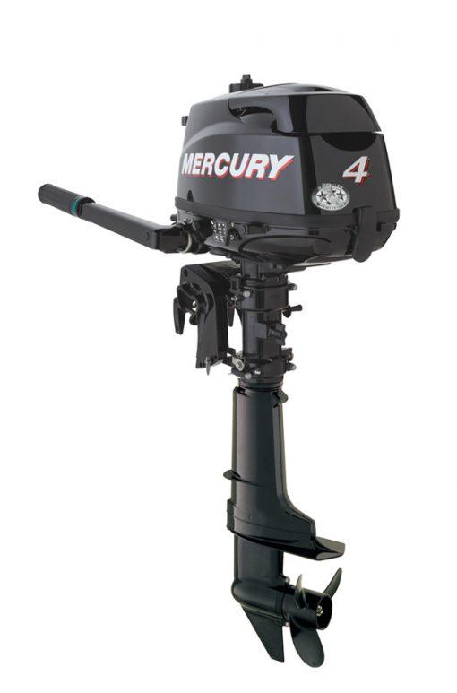 Mercury F4ML Outboard Engine -0