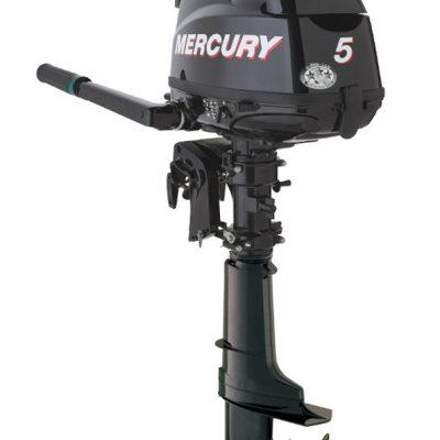 Mercury F5ML Sail Outboard Engine -0