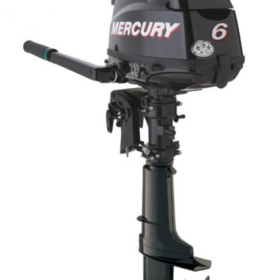 Mercury F6M Outboard Engine -0