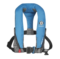 Crewsaver Crewfit 165N Sport Lifejacket Automatic Blue With Harness-0