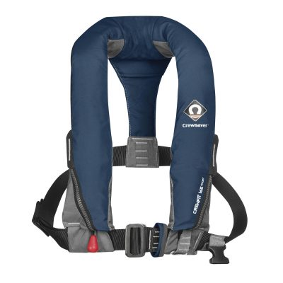 Crewsaver Crewfit 165N Sport Lifejacket Automatic Navy With Harness-0