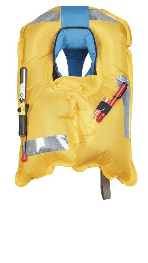 Crewsaver Crewfit 165N Sport Lifejacket Manual Blue-2466