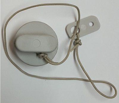 Drain Plug Cap Grey-0
