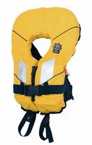 Crewsaver Spiral 100N Childs Lifejacket Yellow/Navy-0