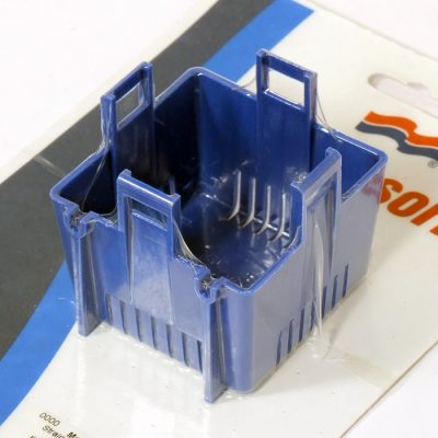 Rule Blue Strainer Base Square For Rule 800 to 1000 Square Pumps-0