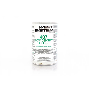 West System 407 Low-Density Filler 150G-0