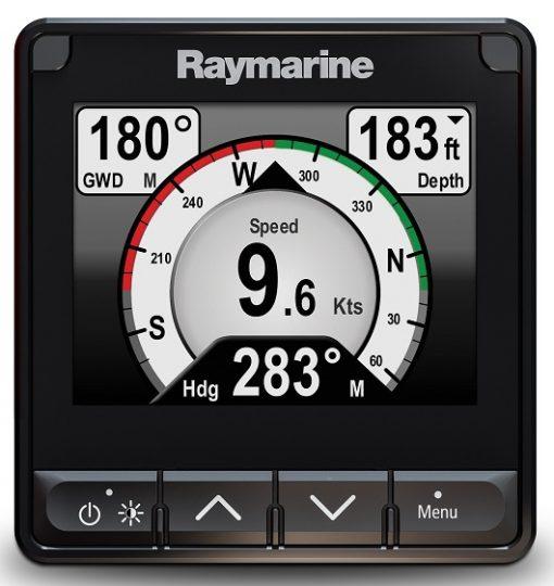 Raymarine New i70s Multifunction Instrument Display-0