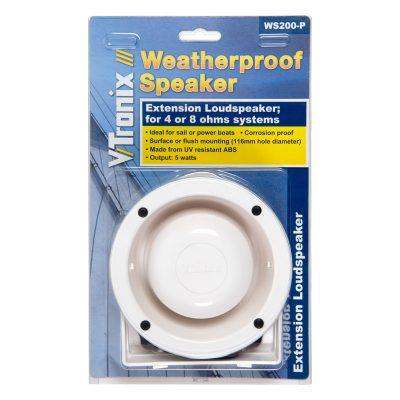 V-Tronix Shakespeare WS200P Speaker Weatherproof Deck Watch-0
