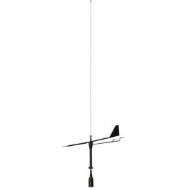 Supergain Black Swan - 860mm Universal VHF antenna-0