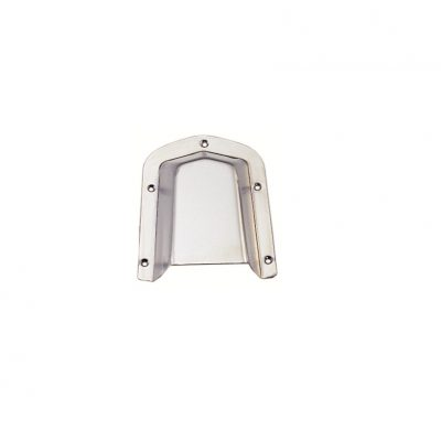 Clamshell Ventilator 130.2mm x 114.3mm x 54mm-0