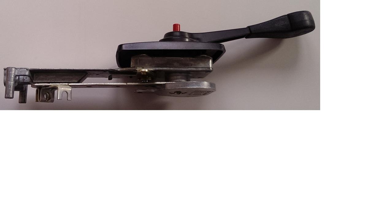 Single Lever Control Cable : Teleflex single lever control side mount sail boat flush