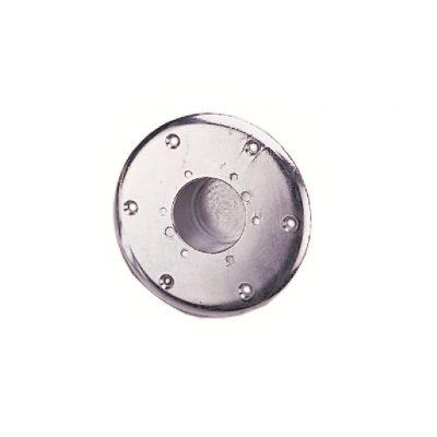 Aluminum Flush Base-0