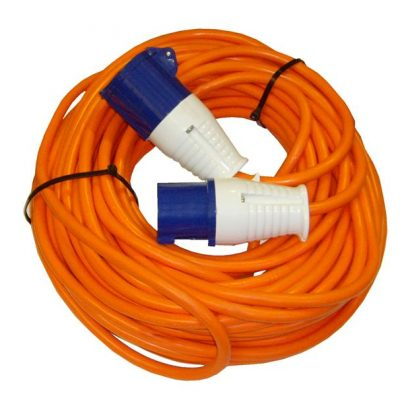 Waveline 25M Hook Up Lead 16A 2.5mm Sq Cable-0