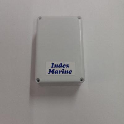 Index Marine Blank Junction Box Plastic-0