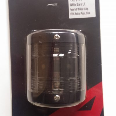 Stern Navigation Light Black Casing-0