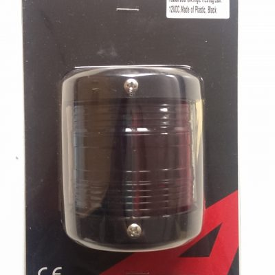 Bi-Colour Navigation Light Black Casing-0