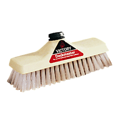 Deck Scrub Head (ONLY) 9 Inch Polypropylene-0
