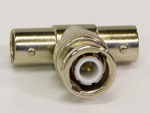 Index Marine VHF Connector - BNC T-Piece-0