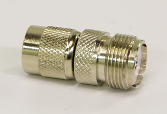 Index Marine VHF Connector TNC Male to Female-0