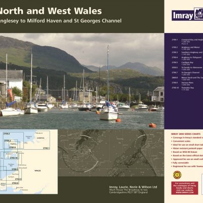 Imray 2700 North and West Wales Chart Pack-0