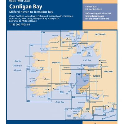 Imray C51 Cardigan Bay Chart-0