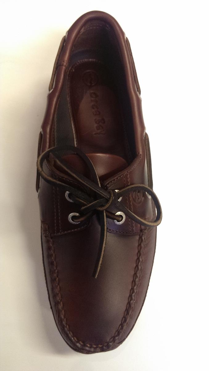 454f703c Orca Bay Augusta Deck Shoes Elk – Brown | Dale Sailing