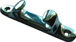 """Waveline Fairlead/Chocks - Straight S/Steel 4-3/4"""" Sold Each-0"""