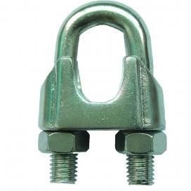 Wire Rope Grip - S/Steel 3mm-0