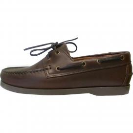 Maindeck Voyager Deck Shoe Chestnut-0