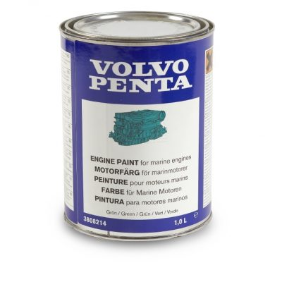 Volvo Penta Touch-up paint - Engine Green 1Lt-0