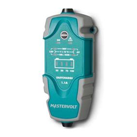 Mastervolt Easycharge Portable Battery Charger 4A 6/12V-0