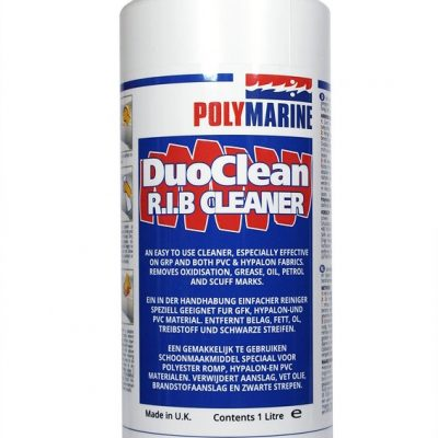 Polymarine Duo-Clean RIB Cleaner - 1Ltr Trigger Bottle-0