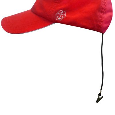 Maindeck Sailing Cap Red-0