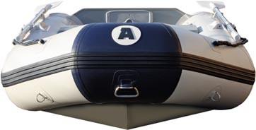 Aquafax Air Deck & Keel Inflatable Boats AFX-A 2.3M-0