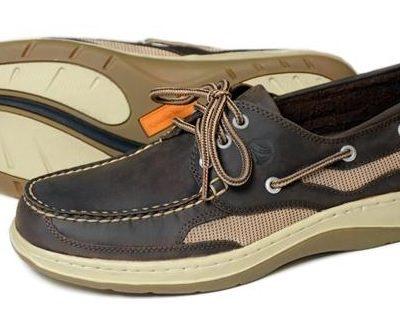Apache Moose Deck Shoe Bark-0
