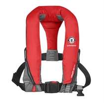 Crewsaver Crewfit 165N Sport Manual Red-0