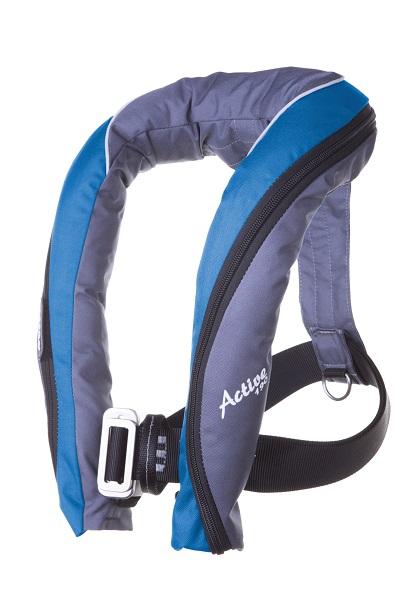 Seago Active 190n Auto Lifejacket Blue Carbon-0