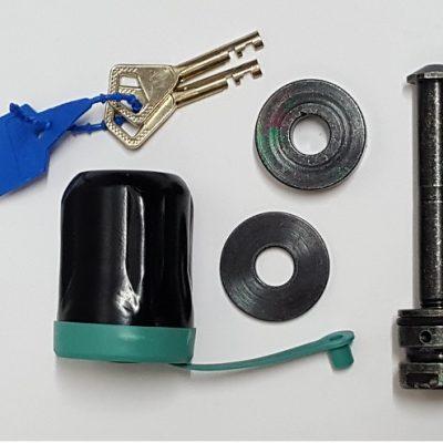 Hillock boltlock Lock M10 x 90MM-0