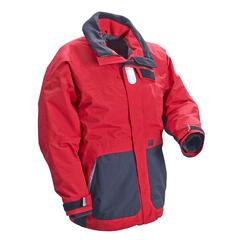 XM Coastal Jacket Red/Black-0