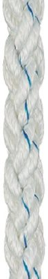 LIROS Squareline Rope 10mm White-0