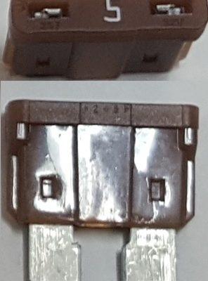 ATO Blade Fuse 5 Amp-0