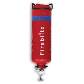 Fireblitz 1kg Powder Auto Fire Extinguiser-0
