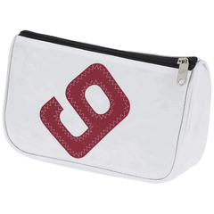 Sailcloth Wash Bag Small White-0