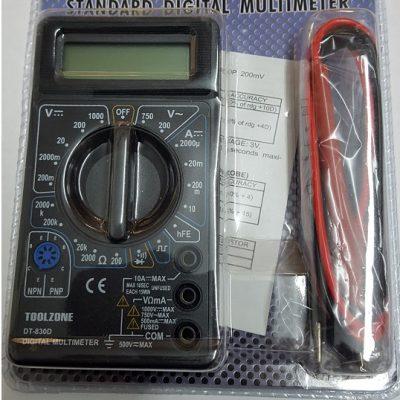Toolzone Standard Digital Multimeter-0