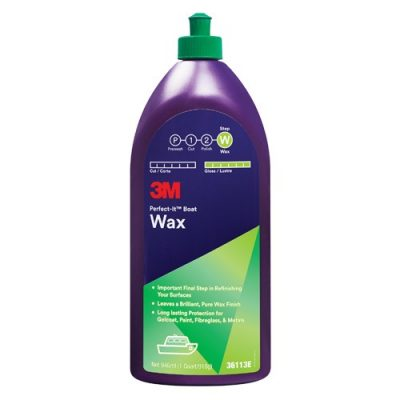 3M Perfect-It Boat Wax 946ml-0