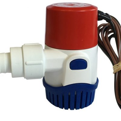 Rule Fully Automatic 500 Submersible NEW MODEL 25SA With Check Valve included for Back Flow Prevention.-0