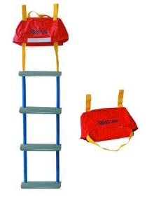Emergency Ladder 4 Step-0